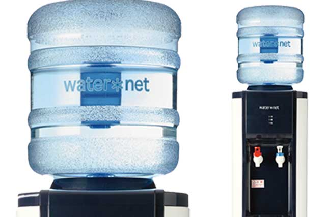 宅配水事業